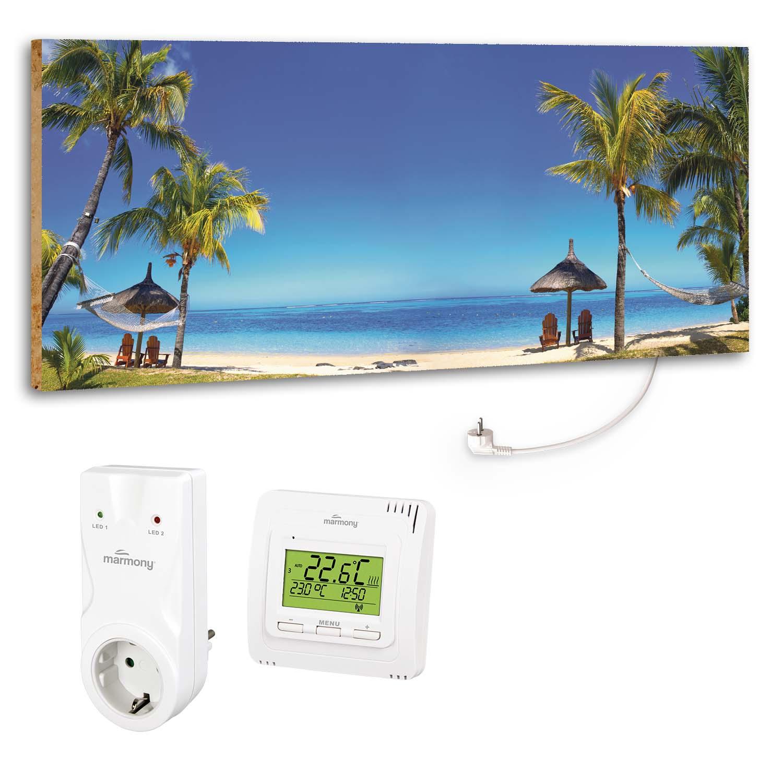 marmony m800 plus 800 watt infrarotheizung beach inkl mtc 35 solarprofi shop. Black Bedroom Furniture Sets. Home Design Ideas