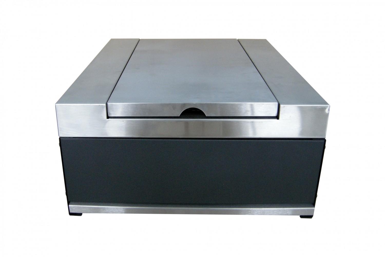 grandhall gasgrill maxim elite einbau grill gas garten. Black Bedroom Furniture Sets. Home Design Ideas