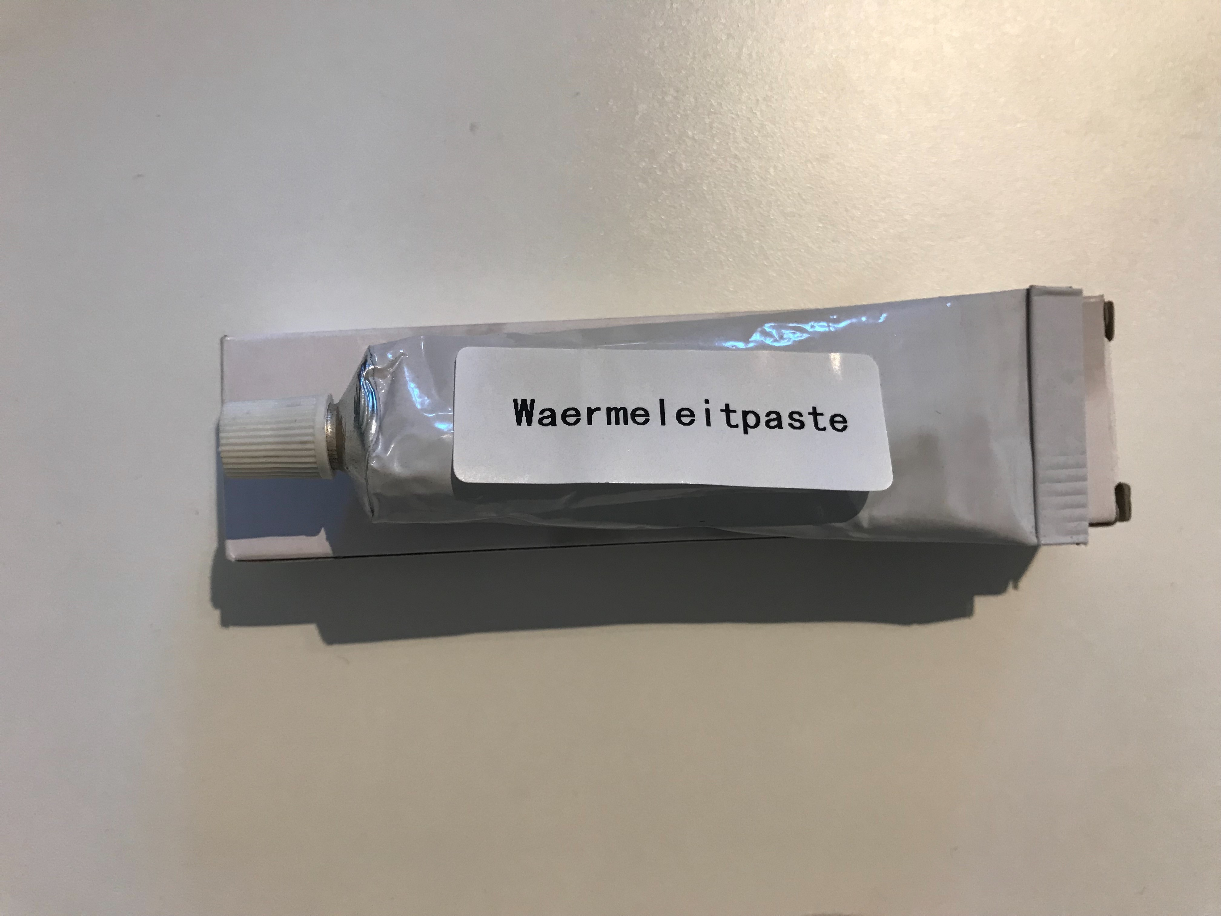 Original POLYSOLAR Wärmeleitpaste C 174 30/% Rabatt Tube m.Dosiertülle